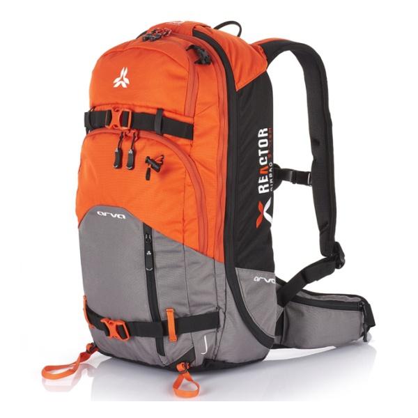 Рюкзак Arva Arva Airbag Reactor 24 оранжевый 24л чехол футляр для рации arva arva radio holster