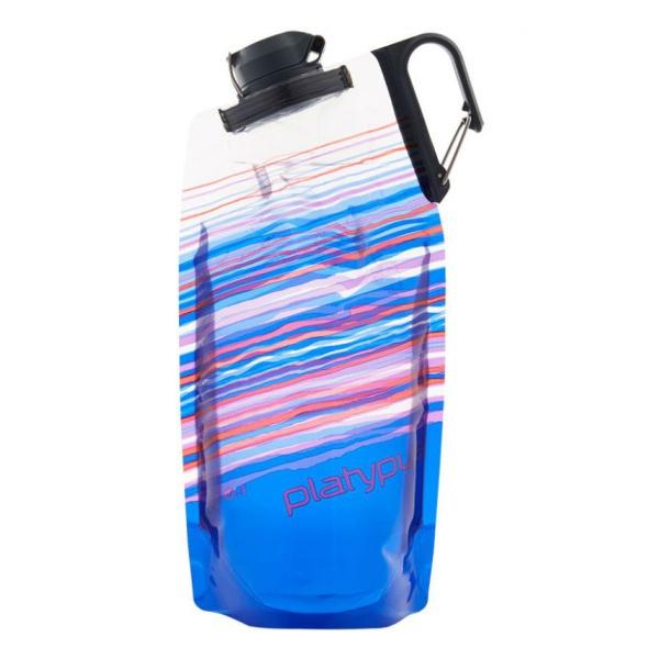 Фляга Platypus Platypus Dulock Bottle 0.75L синий 0.75л женский велосипедный шлем для горного велотуризма 500
