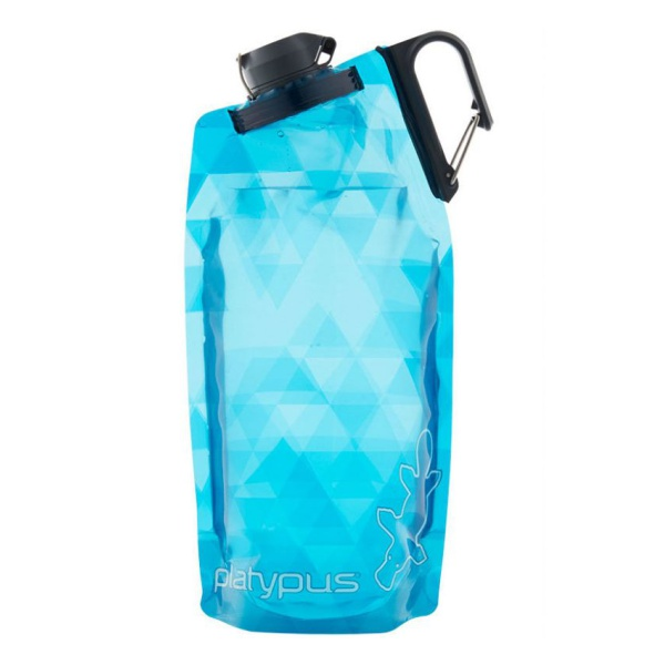 Фляга Platypus Platypus Duolock Bottle 1L голубой 1л