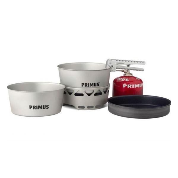 Комплект посуды и газовая горелка Primus Primus Essential Stove Set 2.3L 2.3л