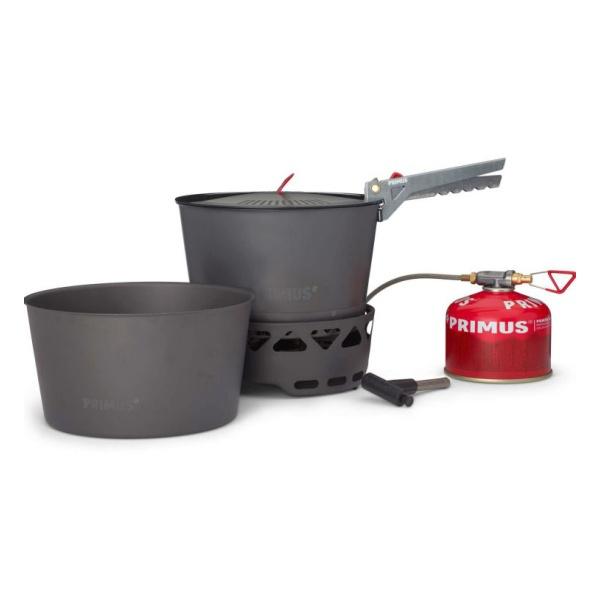 Комплект посуды и газовая горелка Primus Primus Primetech Stove Set 2.3L 2.3л