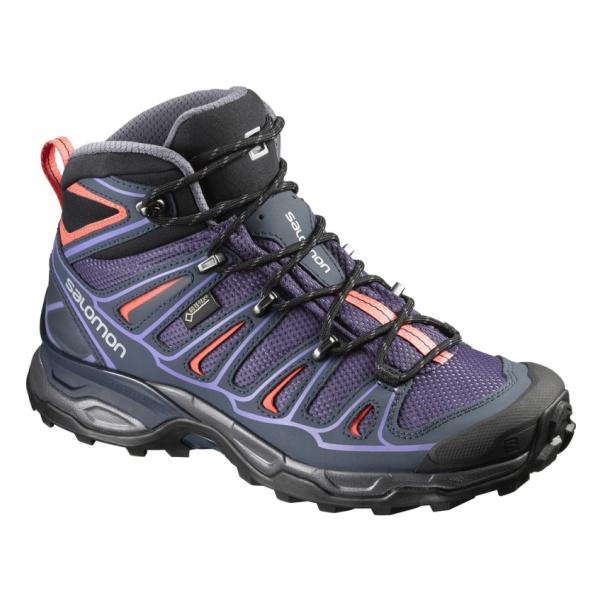 Ботинки Salomon Salomon X Ultra Mid 2 GTX женские ботинки salomon ботинки shoes x ultra 3 mid gtx bk india ink mo