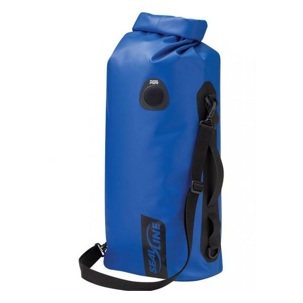 Гермомешок SealLine Sealline Discovery Deck Bag 20L синий 20L ящик зимний top box wb 20l цвет синий 40 х 25 х 38 cм синий