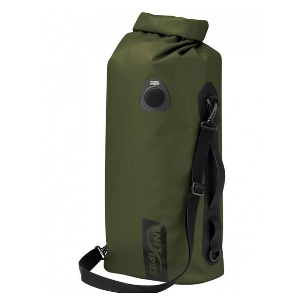 Гермомешок SealLine Sealline Discovery Deck Bag 20L темно-зеленый 20л жаровня scovo сд 013 discovery