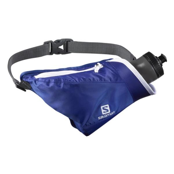 Сумка на пояс Salomon Hydro 45 Compact Belt синий