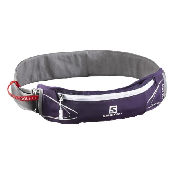 Сумка на пояс Salomon Agile 250 темно-фиолетовый