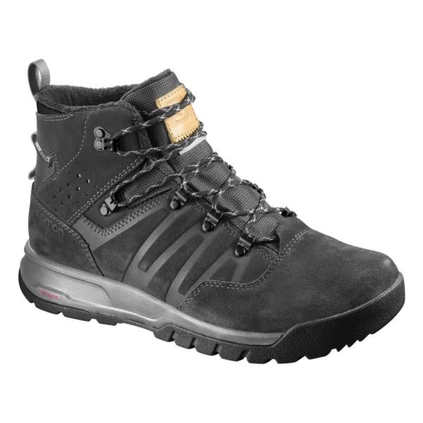 Ботинки Salomon Salomon Shoe Utility Ts Cswp ботинки salomon salomon shoes hime mid ltr cswp женские