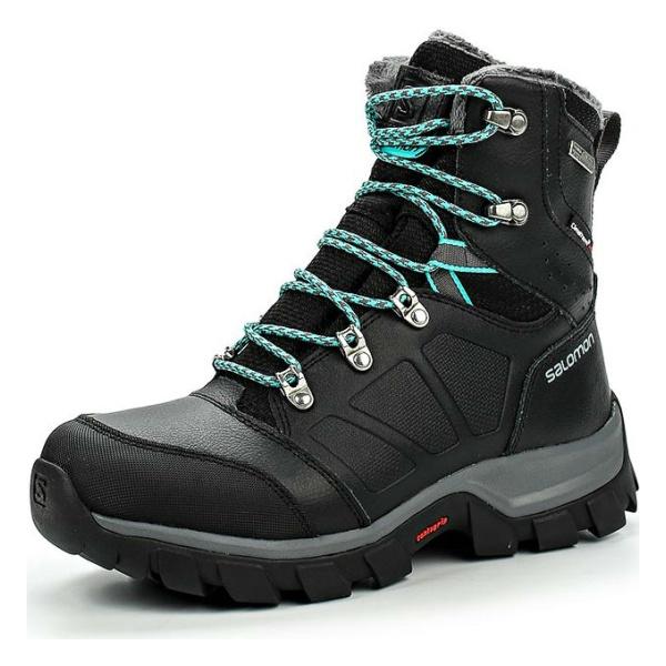Ботинки Salomon Salomon Toundra Cswp женские ботинки salomon salomon shoes hime mid ltr cswp женские