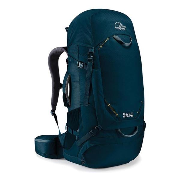 Рюкзак Lowe Alpine Lowe Alpine Kulu 65:75 темно-синий 75л рюкзак lowe alpine lowe alpine diran l 65 75 черный 65 75