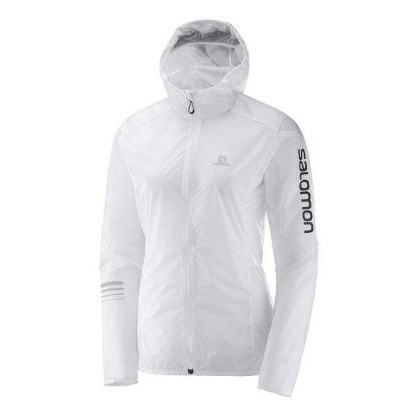 Куртка Salomon Lightning Wind Hoodie женская