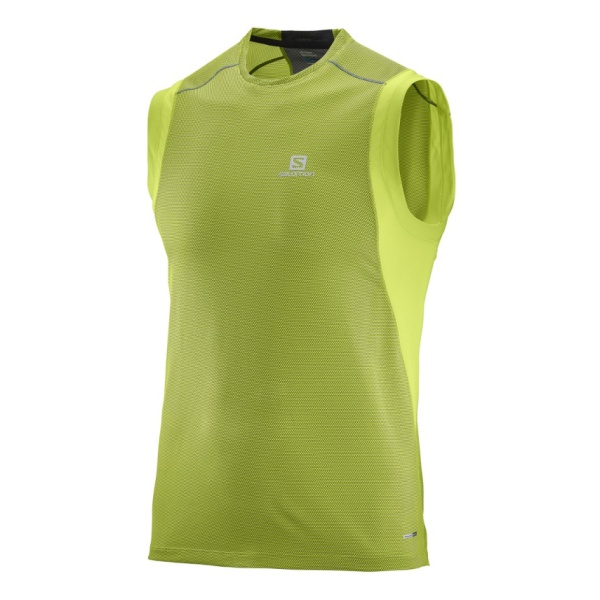 Футболка Salomon Trail Runner Sleeveless