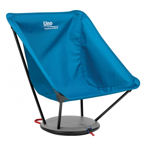 Кресло складное Therm-A-Rest Uno Chair синий раскладушка therm a rest therm a rest luxurylite mesh xl