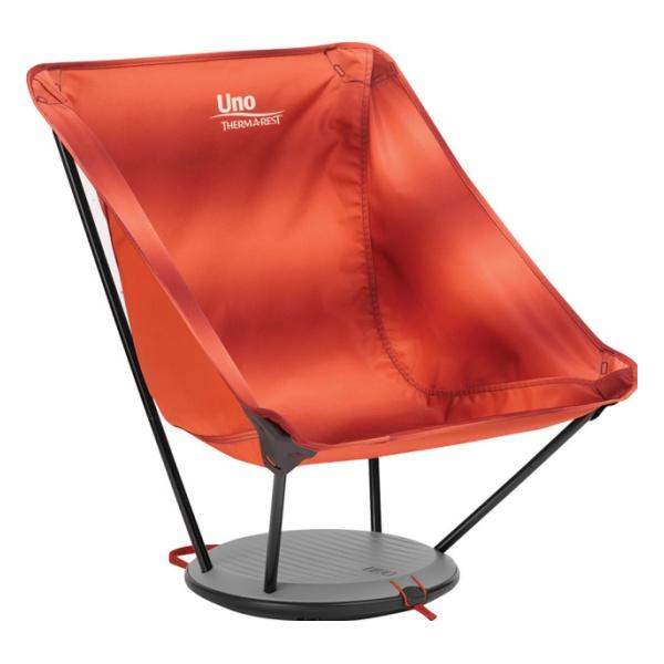 Кресло складное Therm-A-Rest Uno Chair темно-оранжевый