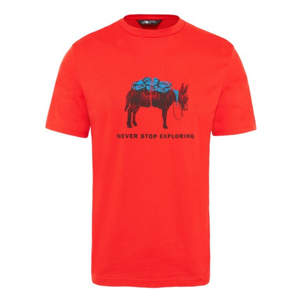 Футболка The North Face The North Face Tansa Tee футболка the north face the north face youth short sleeve easy tee детская