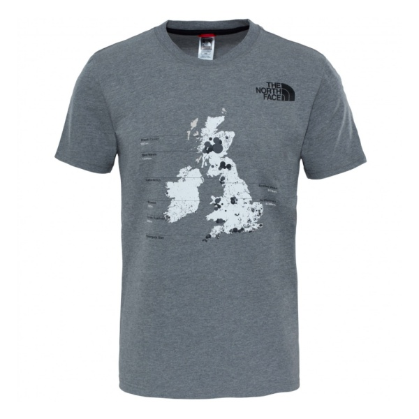 Футболка The North Face The North Face SS Country Peak Tee футболка the north face the north face ss country peak tee