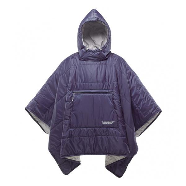 Покрывало/пончо Therm-A-Rest Therm-a-Rest Honcho Poncho фиолетовый