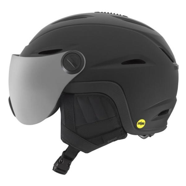 Горнолыжный шлем Giro Giro Vue MIPS черный M(55.5/59CM) велошлем giro hex мтв m 55 59 см матовый черный gi7055293