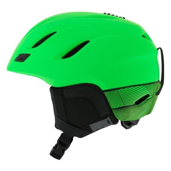 Горнолыжный шлем Giro Nine зеленый L(59/62.5CM) велошлем giro hex мтв m 55 59 см матовый черный gi7055293