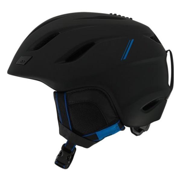 Горнолыжный шлем Giro Nine черный M(55.5/59CM) шлем tech team plasma 550 m blue white