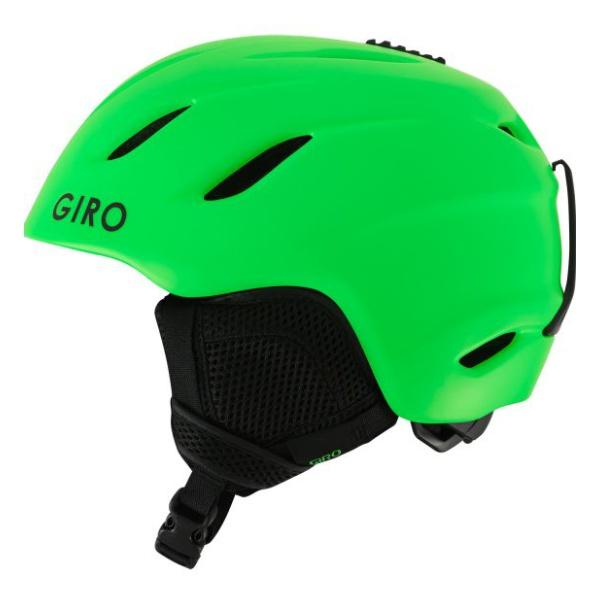 Горнолыжный шлем Giro Nine JR юниорский зеленый M(55.5/59CM) горнолыжный шлем giro nine jr юниорский зеленый m 55 5 59cm