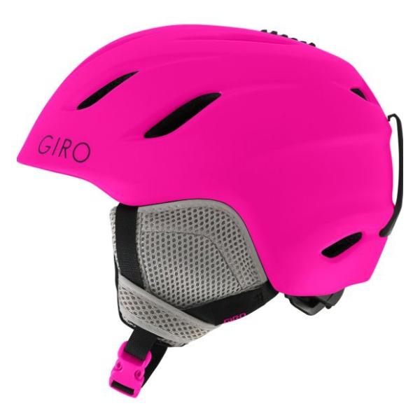 Горнолыжный шлем Giro Giro Nine JR юниорский темно-розовый M(55.5/59CM)