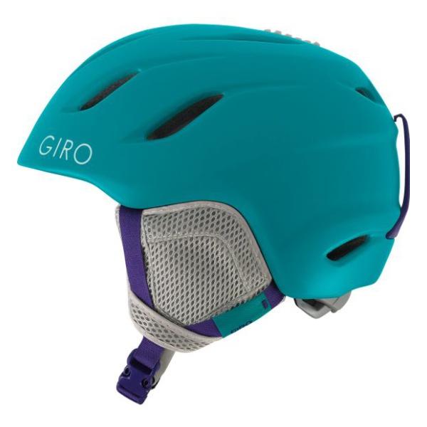 Горнолыжный шлем Giro Nine JR юниорский синий M(55.5/59CM) горнолыжный шлем giro nine jr юниорский зеленый m 55 5 59cm