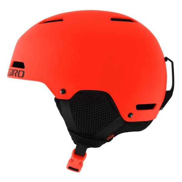 Горнолыжный шлем Giro Giro Crue юниорский красный M(55.5/59CM) mech ideas demolition crue dc03p piston