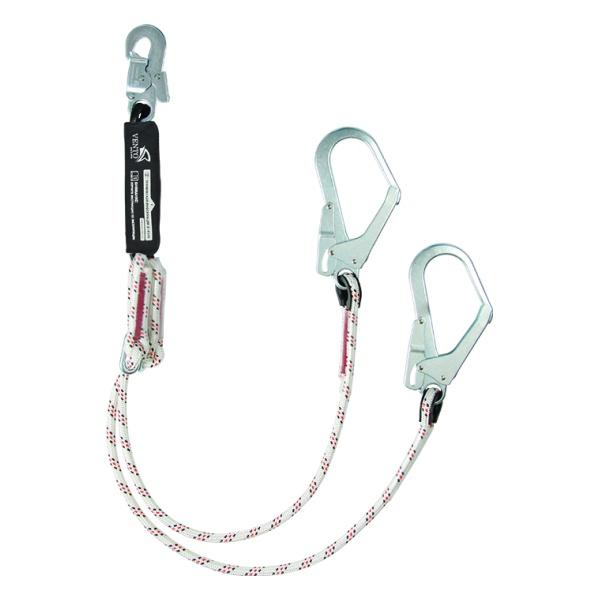 Купить Строп веревочный двойной регулируемый с амортизатором Венто aB22p