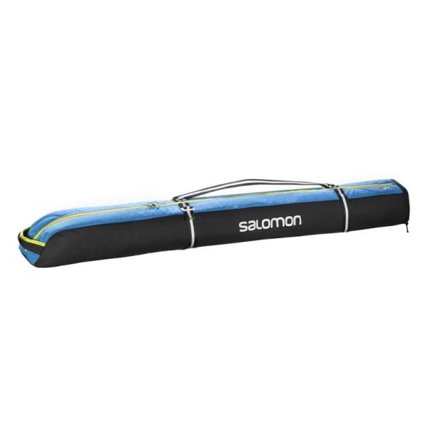 Чехол для горных лыж Salomon Salomon Extend 1P Skibag черный 130+25 сумка для ботинок salomon salomon extend max gearbag черный
