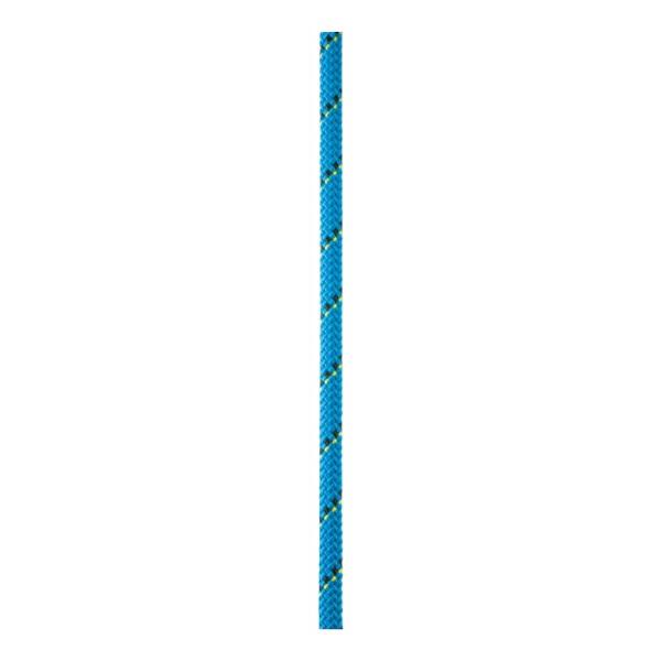 Веревка статическая Petzl Petzl Parallel 10,5 мм (бухта 100 м) синий 100M веревка статическая petzl petzl axis 11 мм бухта 500 м белый 500м