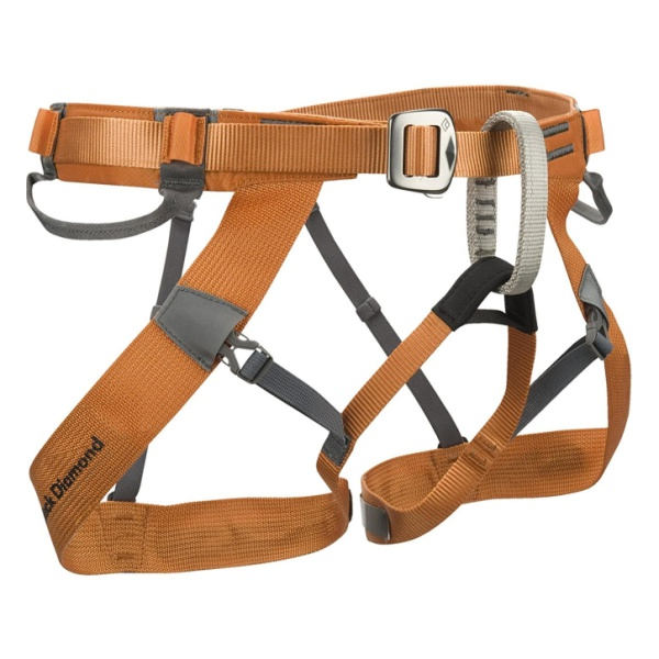 Страховочная система Black Diamond Couloir Harness оранжевый M/L