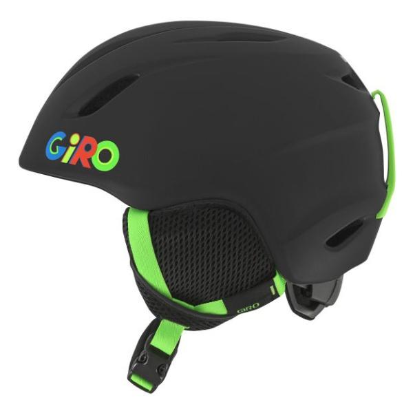 Горнолыжный шлем Giro Giro Launch детский черный S(52/55.5CM)