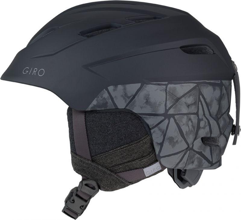 Горнолыжный шлем Giro Giro Decade женский серый M(55.5/59CM) горнолыжный шлем giro giro ledge красный m 55 5 59cm