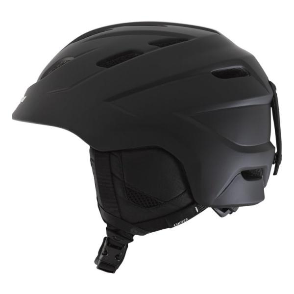 Горнолыжный шлем Giro Giro Nine. 10 черный M(55.5/59CM) велосипедний шлем giro 16 reverb mtb матовый титан синий размер l gi7067246