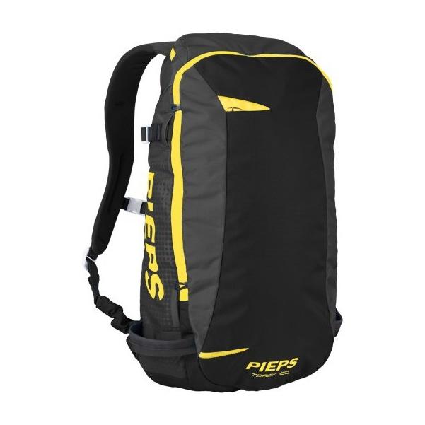 Рюкзак PIEPS Pieps Track 20 L черный баллон для лавинного рюкзака bca backcountry access bca float speed 2 0