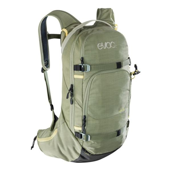 Рюкзак EVOC Line 18 светло-зеленый 18л рюкзак everhill cel16 pcu700c 18л
