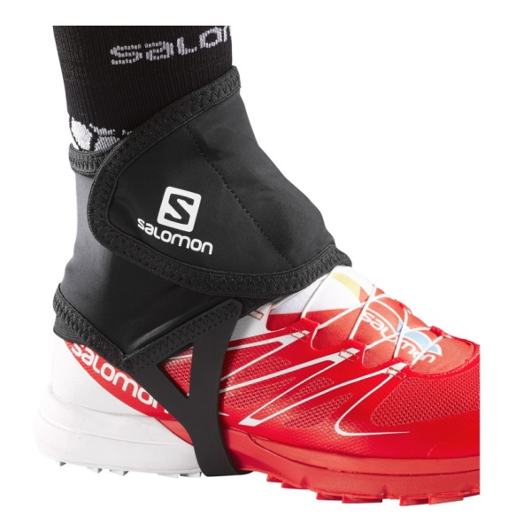 Гамаши Salomon Salomon Trail Gaiters Low orly лак для ногтей 22472 french flirty girl french manicure 18 мл