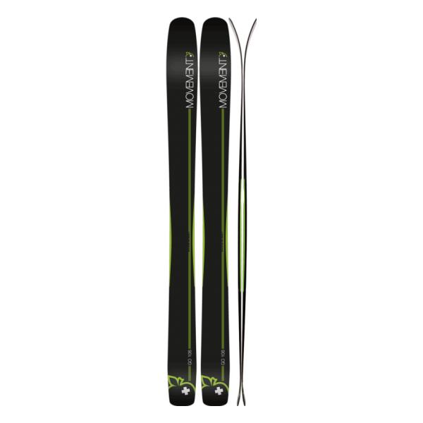 Горные лыжи Movement Skis Movement Go 106 (17/18) деревянные лыжи tisa 90515 top universal 177