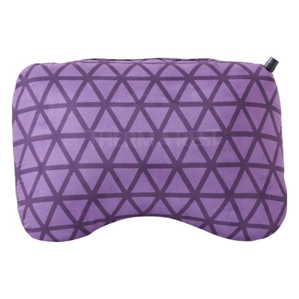 Подушка походная Therm-A-Rest Air Head Pillow фиолетовый раскладушка therm a rest therm a rest luxurylite mesh xl
