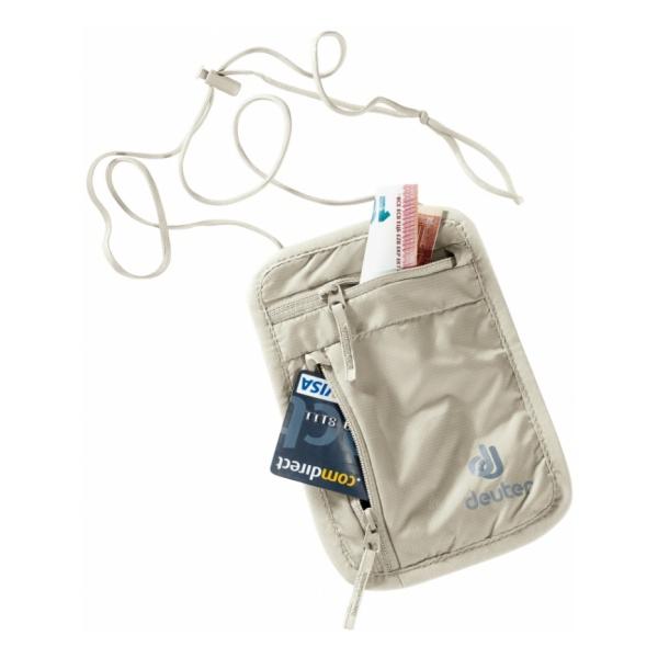 Кошелек Deuter Security Wallet I бежевый