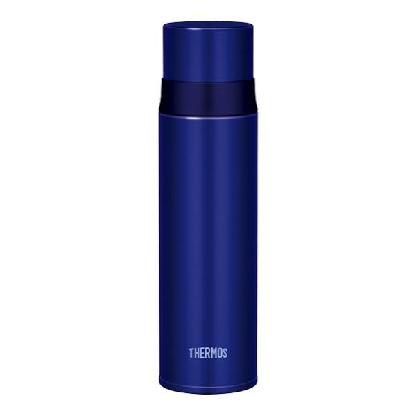 Термос Thermos Thermos FFM-500-BL темно-синий 0.5л термос thermos термос jbi 380 let food jar thermos 380мл нержавеющая сталь