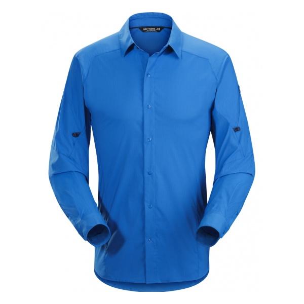 Рубашка Arcteryx Arcteryx Elaho LS Shirt рубашка arcteryx arcteryx gryson ls