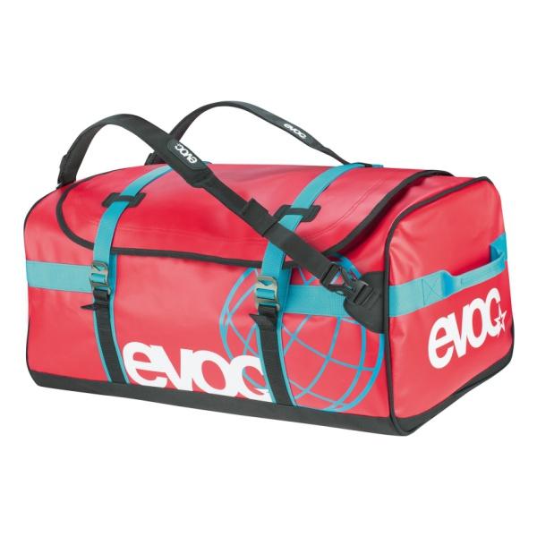 Баул EVOC Duffle Bag 60 L красный M(60X35X30см).60л