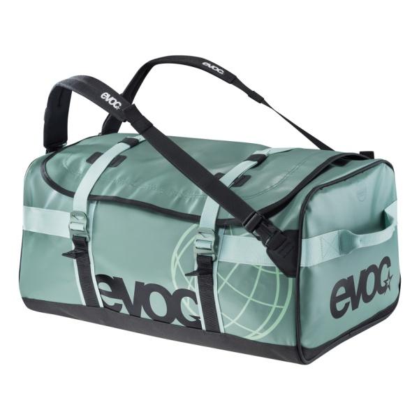 Баул EVOC Duffle Bag 60 L зеленый M(60X35X30см).60л