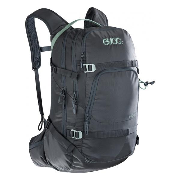 цены Рюкзак EVOC EVOC Line 28L черный 28л
