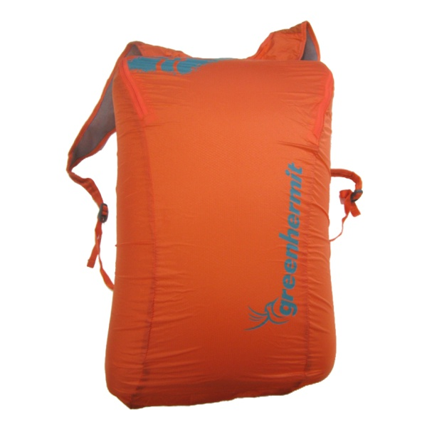 Рюкзак GREENHERMIT Greenhermit Ultralight-Daypack 23L оранжевый 23л cullmann ultralight sports daypack 300 grey c99441