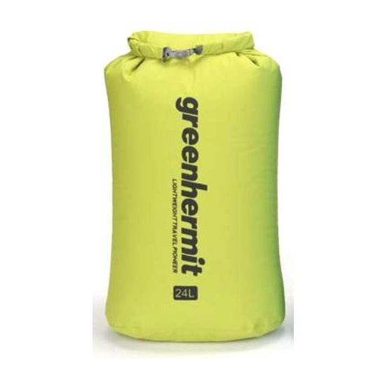 цены Гермомешок GREENHERMIT Greenhermit Visual Dry Sack желтый 24л