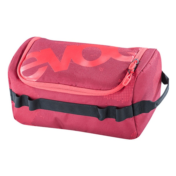 Несессер Evoc Wash Bag красный ONE(26X17X10см).4л