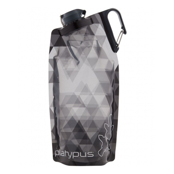 Фляга Platypus Platypus Duolock Bottle серый 1л