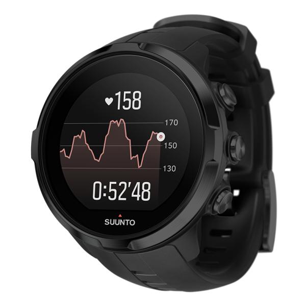 Часы Suunto Spartan Sport Wrist HR ALL черный